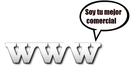 Tu página web debe ser tu mejor comercial