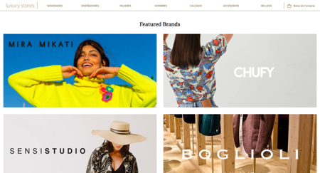 Luxury Sites Amazon