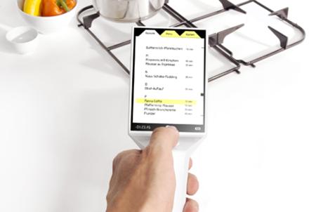 Coobbok, libro digital para cocinar sano