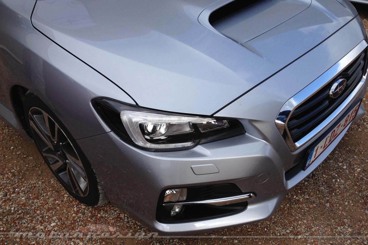 Foto de Subaru Levorg - contacto (7/20)