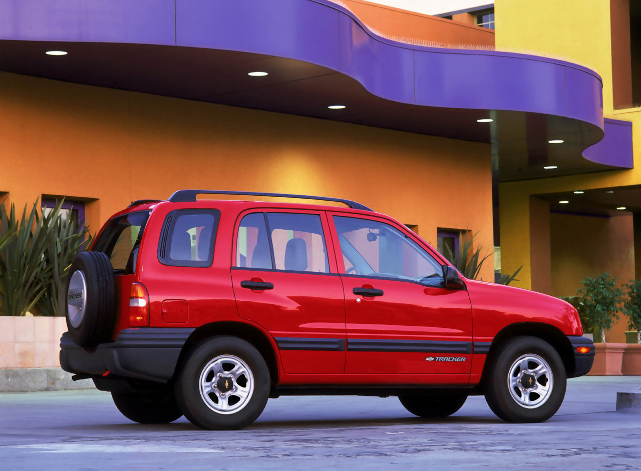 Foto de Chevrolet Tracker (12/14)