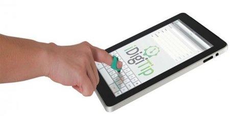 iDigiTip: para escribir mejor en teclados virtuales