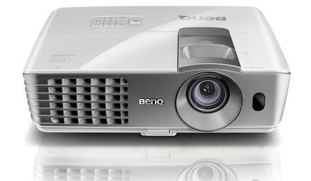 BenQ  presenta sus nuevos proyectores DLP 3D  para cine en casa