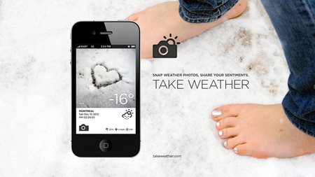 aplicaciones tiempo - take weather