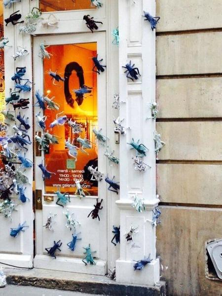 Puerta Gaston Paris