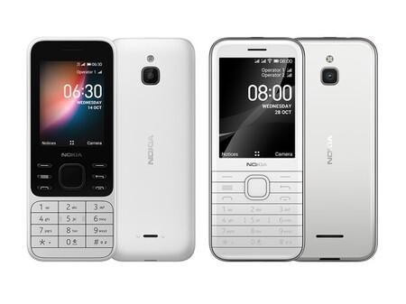 Nokia 6300 8000 4g