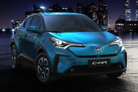 Toyota Izoa Ev