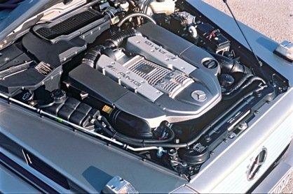 G55 AMG Kompressor