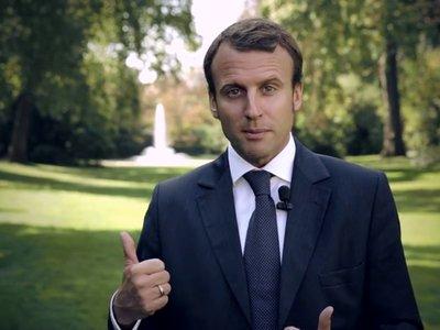 Emmanuel Macron: inspector fiscal, banquero y nuevo presidente de Francia