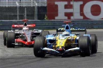 Una más de Fernando Alonso