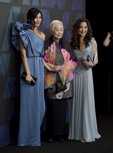 Gemma Chan premios gobernador