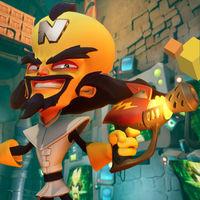 Este nuevo gameplay de Crash Bandicoot 4 nos muestra niveles helados, dinosaurios, y a Neo Cortex como personaje jugable