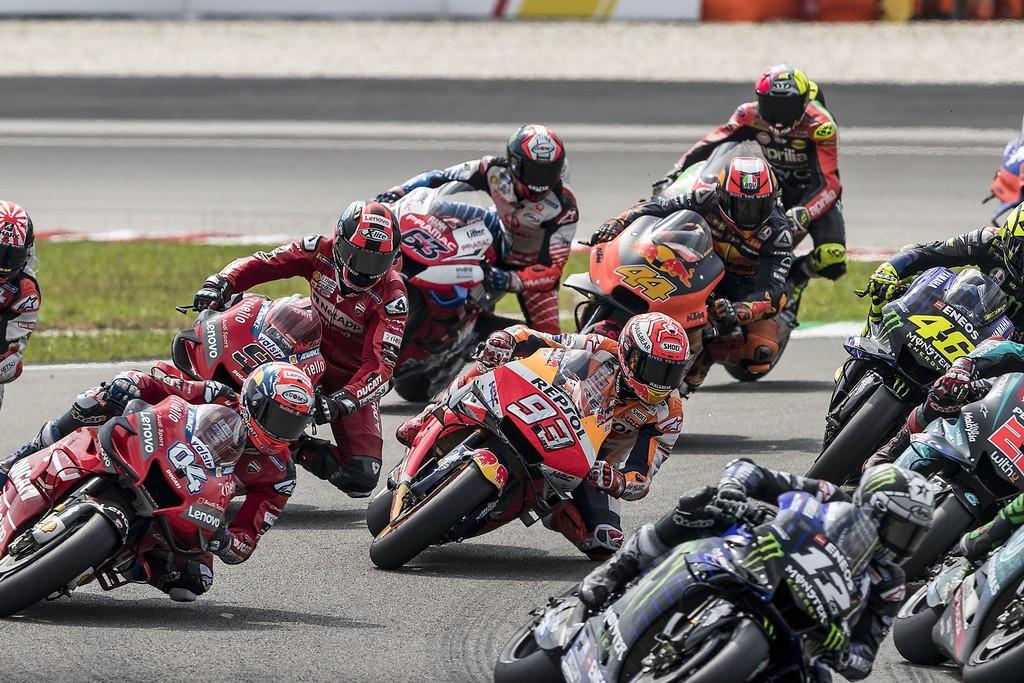 MotoGP Valencia 2019: horarios y dónde ver las carreras en directo