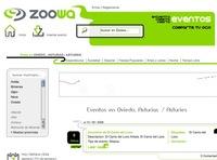 Zoowa, busca eventos y ofertas de ocio