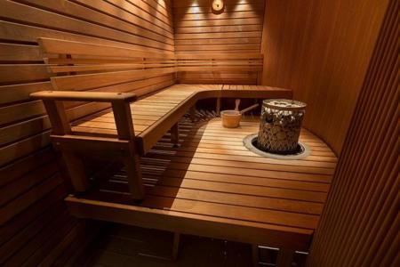 Sauna o vapor, ¿son buenos?