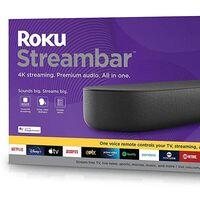 La Roku Streambar está en su precio más bajo de Amazon México, la barra de sonido que te permite ver contenido 4K y con HDR en streaming