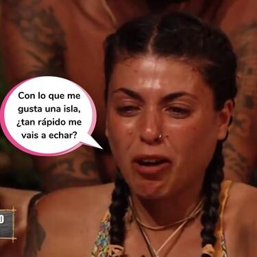 Lola, primera expulsada de 'Supervivientes': No volverá a España, sino que le espera la sorpresa de Playa Destierro...