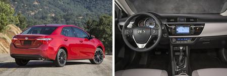 Toyota Corolla Interior 2015