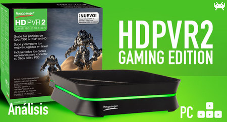 HD PVR 2 Gaming Edition de Hauppauge!: análisis