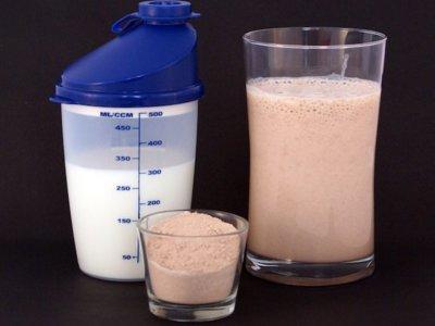 Cuatro mitos sobre los batidos de proteínas
