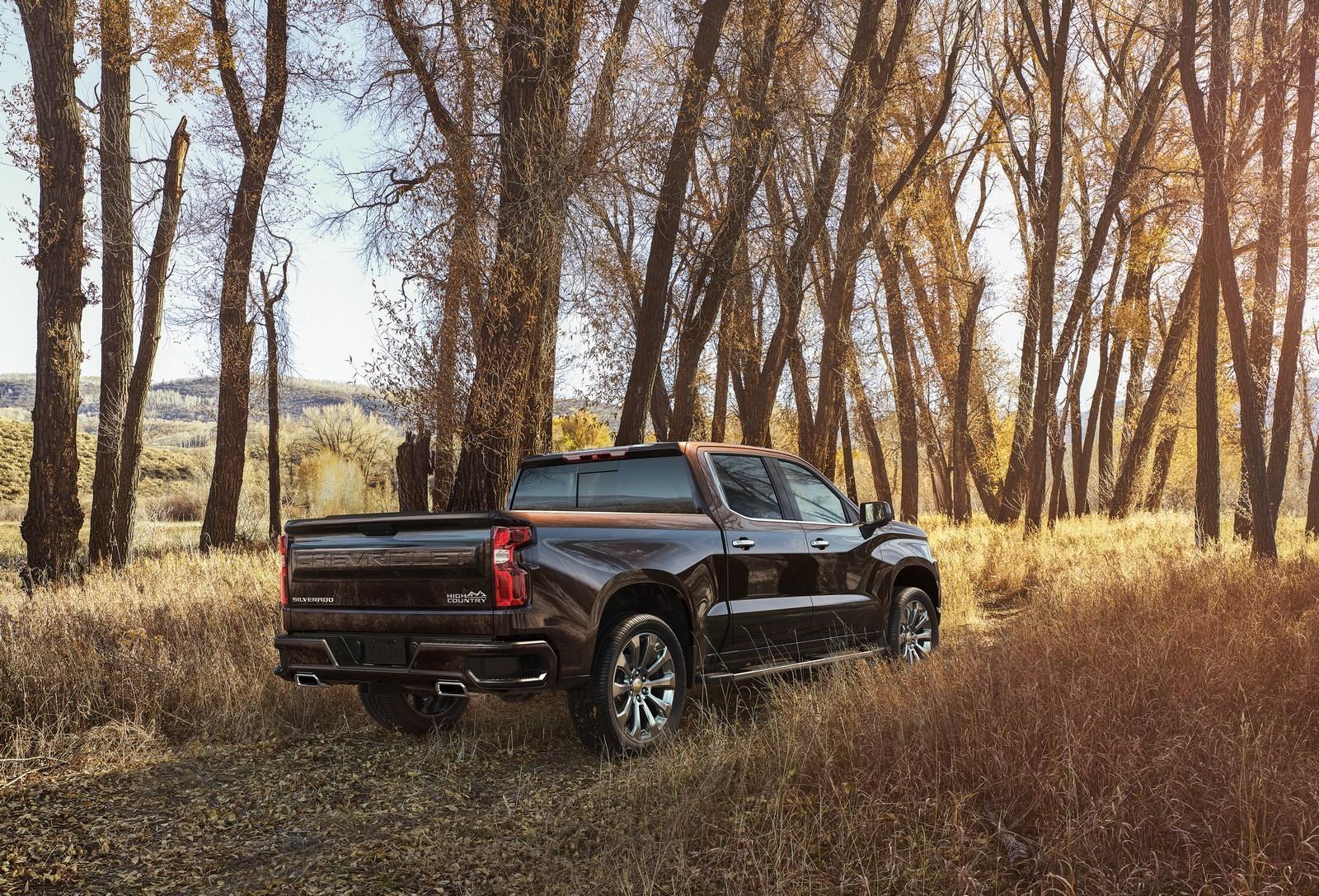 Foto de Chevrolet Silverado 2019 (13/17)