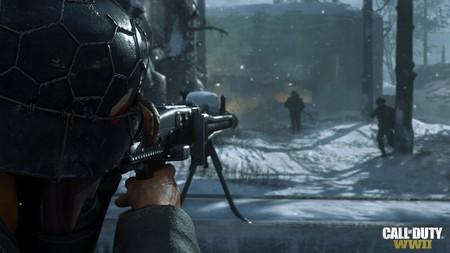 Las mejores armas para reventar el modo multijugador de 'Call of Duty: WWII'