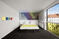 Bruselas: un hotel para amantes del color