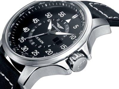 El estilo aventurero de un reloj de Sandoz