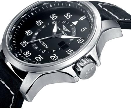 5032c3cb0c32 El estilo aventurero de un reloj de Sandoz