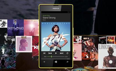 El modo gratuito de Spotify llega a los terminales Windows Phone