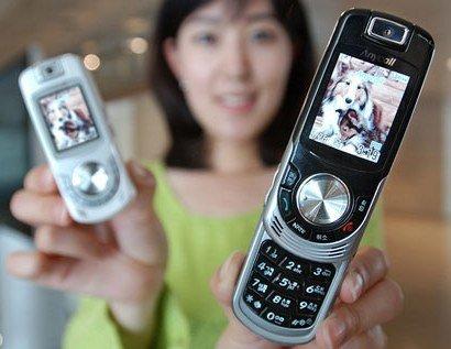 Samsung toma la delantera con el SCH-S380
