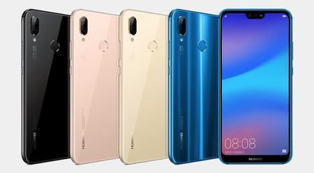 Huawei P20 Lite: el 'notch' conquista la gama media más ambiciosa