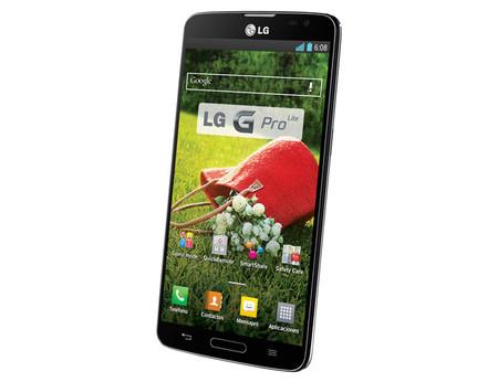 BlackBerry Messenger vendrá instalado de serie en LG G Pro Lite