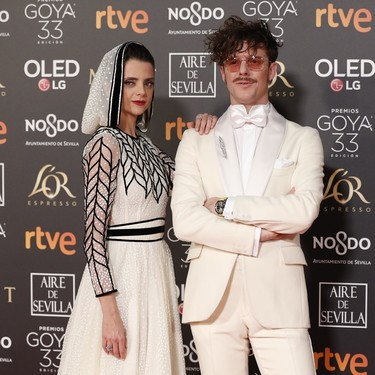 Premios Goya 2019: los hombres más extravagantes y los más elegantes de la noche