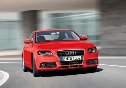 Nuevo Audi A4, nuevas imágenes