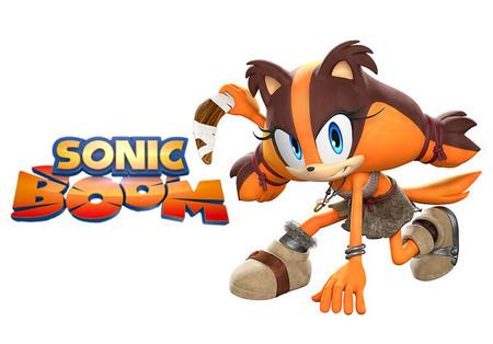 Conozcamos a Sticks, la nueva en la pandilla de Sonic Boom