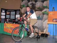 Carga cualquier <em>gadget</em> usando la bici