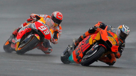 Espargaro Marquez Honda Motogp