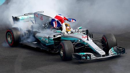 Hamilton Austin F1 2019