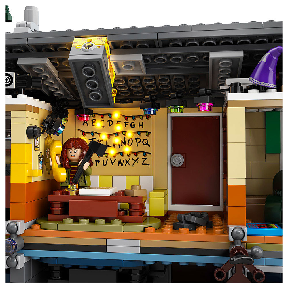 Foto de LEGO 'Stranger Things' (1/8)