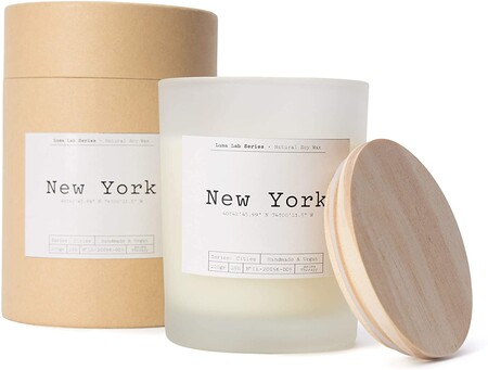 Lumaland Luma Lab Vela Perfumada City - New York