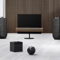 """Bang & Olufsen actualiza su televisor OLED BeoVision Eclipse  y altavoz Beolab 50 con acabados """"Piano Black"""""""