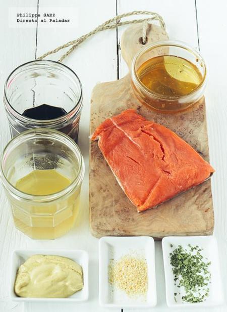 Salmon Glaseado 2