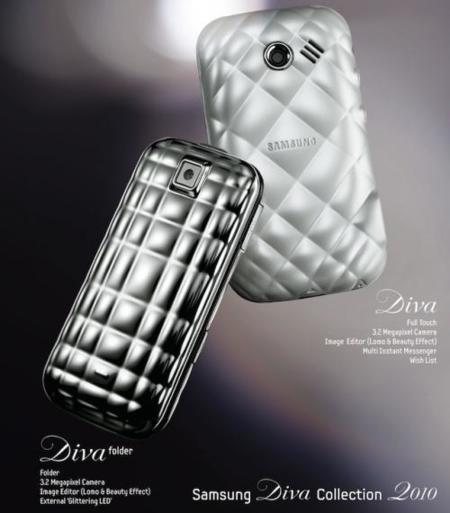 Samsung Diva Collection 2010