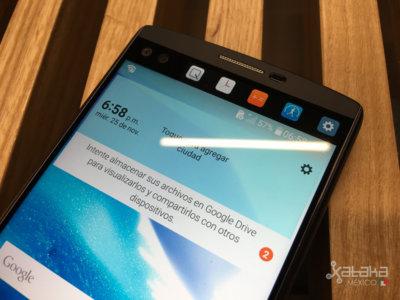 LG V10 se actualiza a Android Marshmallow en México