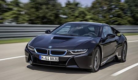 BMW i8 negro 043