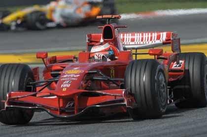El nuevo morro del Ferrari no se verá en Estambul