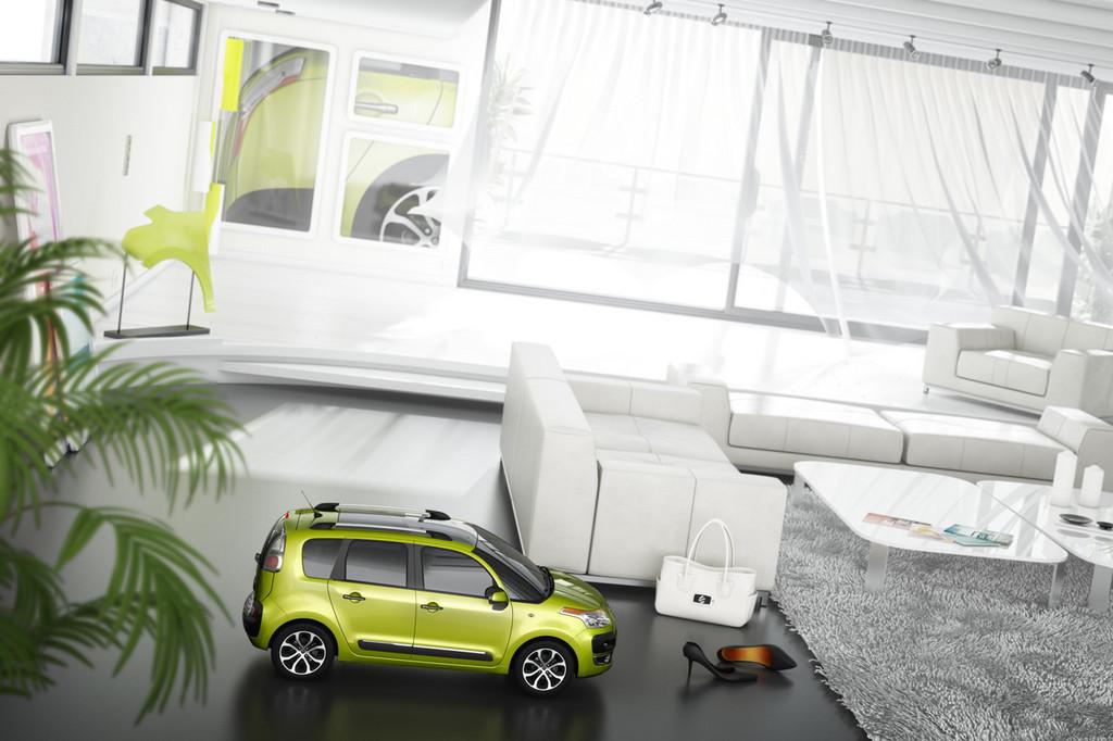 Foto de Citroën C3 Picasso (7/18)