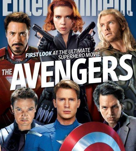'Los Vengadores', primeras imágenes oficiales