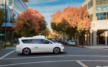 Waymo Fca Fully Self Driving Chrysler Pacifica Hybrid 3